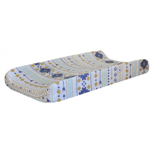 Tribal Changing Pad Cover | Desert Sky Collection