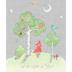 """Wish Upon a Star"" Painting"